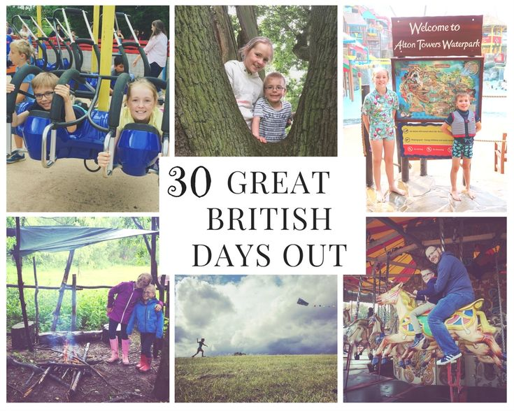 Sometimes our little country feels like it doesn't have a great deal to offer, especially when the weather is as miserable as it is today. But in reality Britain really is great! There is so …