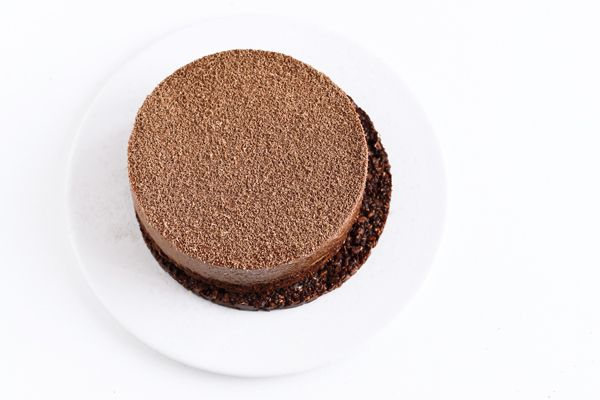Gateau Marcel neue Jahr Dessert