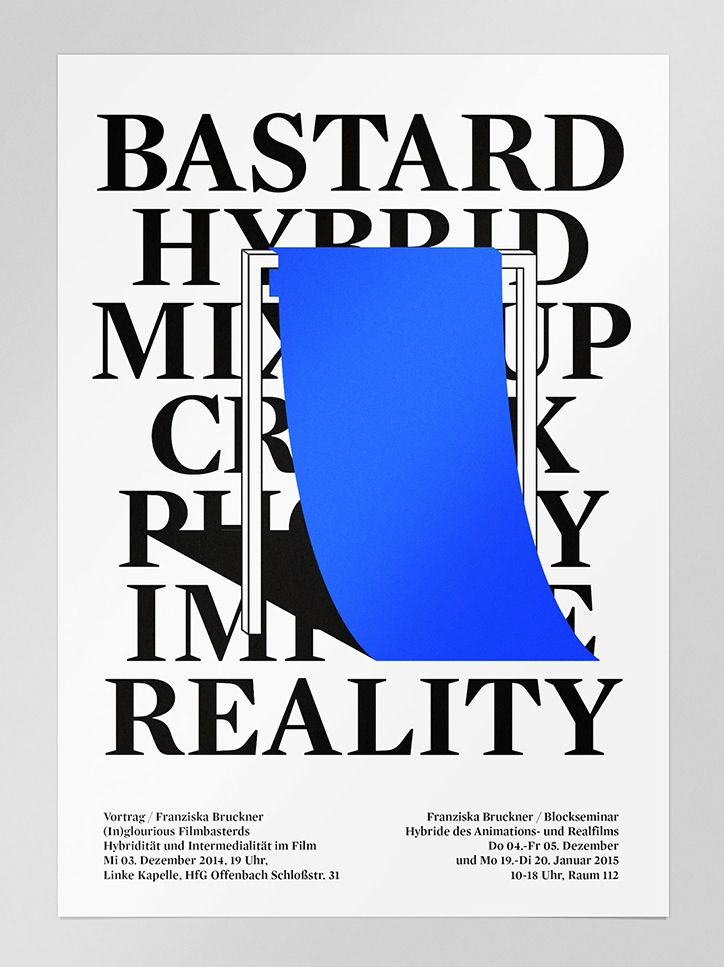 Frankfurt's We Do graphic design studio can do, and very well indeed.