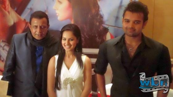 Mithun Chakraborty, Pooja Bose and Mimoh: Mithun, Pooja Bose and Mimoh introduced ROCKY Bangla Movie to Kolkata: http://www.washingtonbanglaradio.com/content/44709213-rocky-bangla-movie-introduced-kolkata