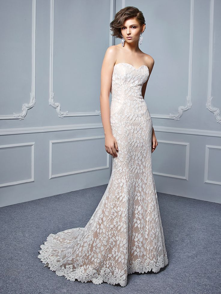 The 123 best Enzoani Gowns images on Pinterest | Homecoming dresses ...