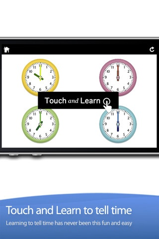 Jungle Time - learn how to tell time (for iPad) - App ...