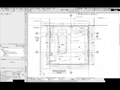 ▶ ARCHICAD TIP #48: Using Worksheets in ARCHICAD for DWG export - YouTube