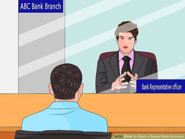 How To Open Account In Swiss Bank For Free