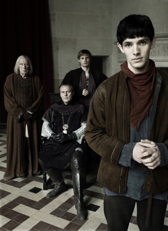 Merlin - I hate to see this end. But the end is coming. :-(