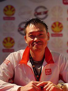 Keiji Inafune - creator of Mega Man