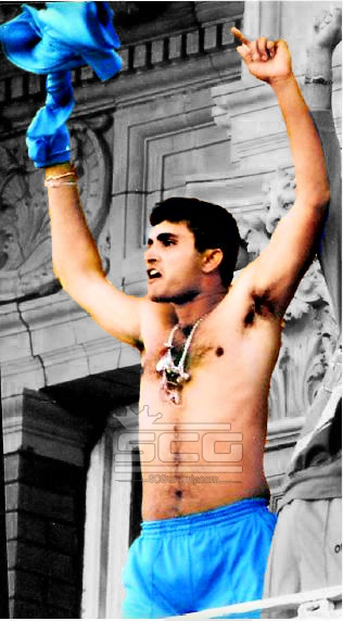 Sourav Ganguly – The Mortal who is more than the God