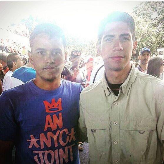#6Sep ¡Buenas noticias! Liberado joven @NixonLeal89 #Venezuela - http://www.notiexpresscolor.com/2017/09/06/6sep-buenas-noticias-liberado-joven-nixonleal89-venezuela/