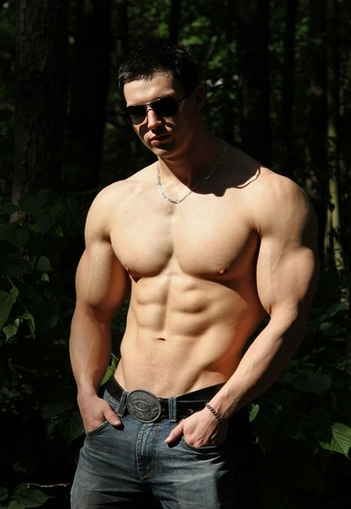 Muscle Inspiration: Men's Fitness Inspiration Muscle