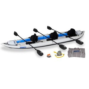 Sea Eagle FastTrack 465FTK Inflatable Kayak Pro 465FTK_P | Inflatable Boat Store