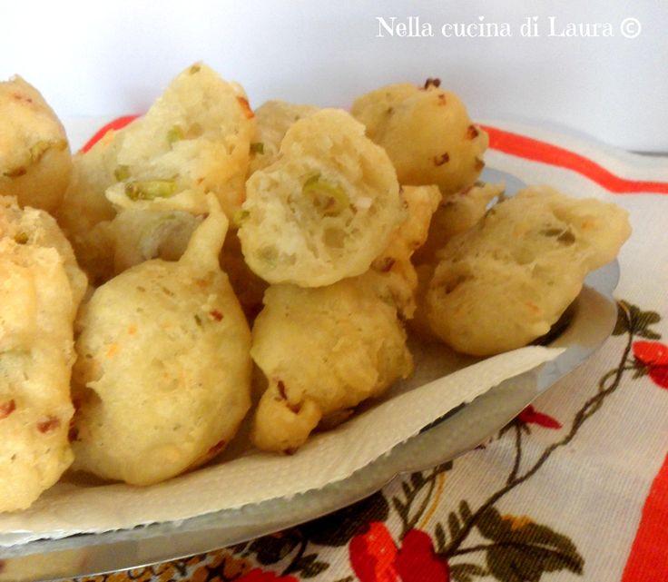 bocconcini saporiti alle olive - nella cucina di laura