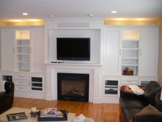 67 Best Wall Unit Media Images On Pinterest | Fireplace Ideas, Fireplace  Wall And Wall Units