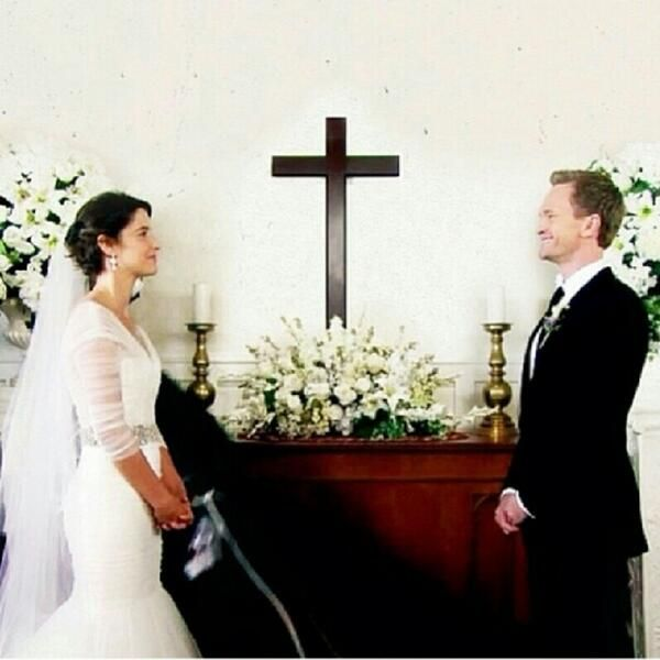 Barney and Robin S9 of How I Met Your Mother