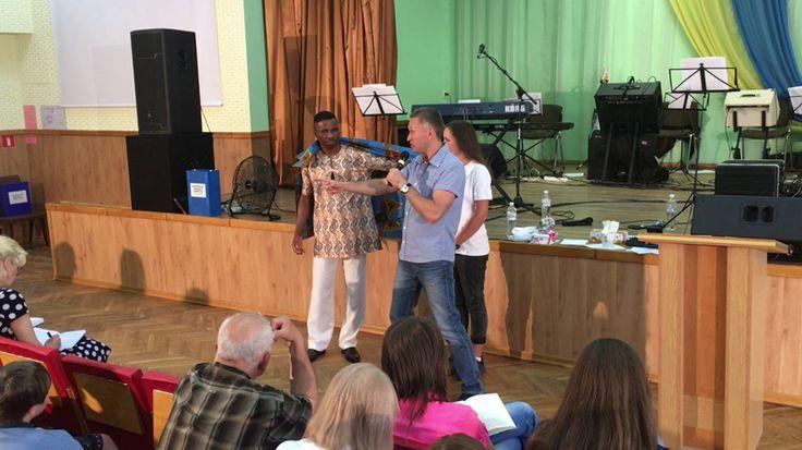 Запись конференции Киевского Духовного Центра «Благословение Отца» 08 июля 2017. Пастор Дмитрий Лео глубоко раскрывл вопрос праведности