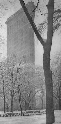 Alfred Stieglitz, Flatiron Building, 1903.