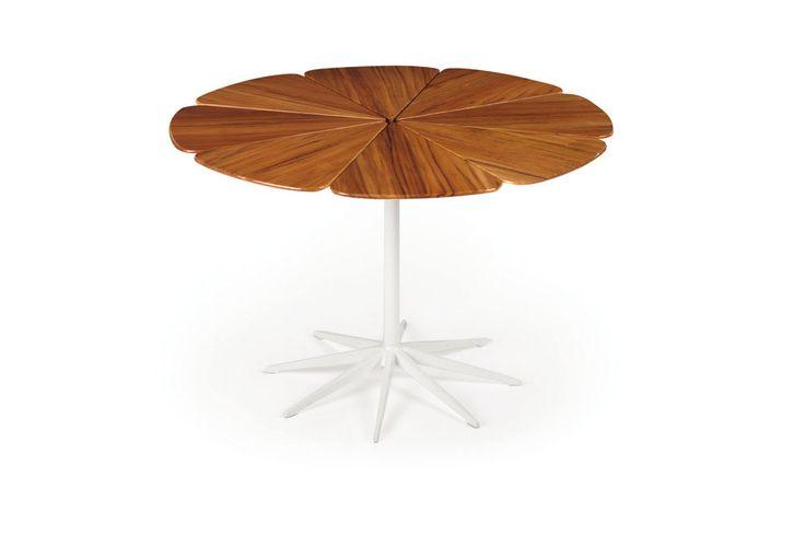 petal dining tableDecor Design, Cast Aluminum, Crafts Cast, Richard Schultz, Petals Dining, Dining Table'S Teak, Dining Tables