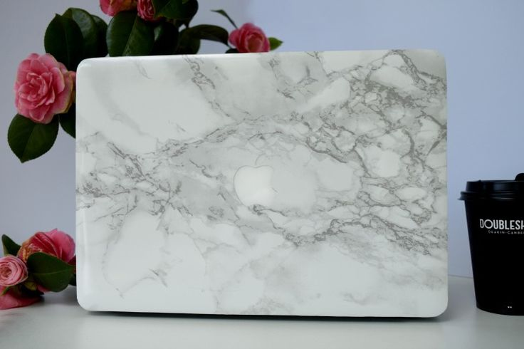 Learn how to make a DIY Marble Mac cover. Don't spend a fortune on a marble cover for your laptop when you can create your own. It's easy to do, see how...