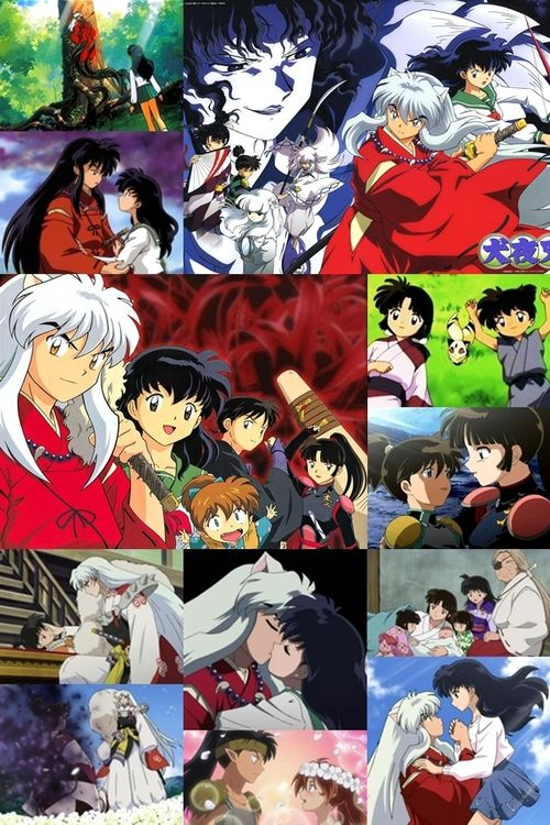 inuyasha kanketsu hen Tumblr anime Pinterest Posts