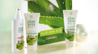 LR Health & Beauty Ürünleri: ALOE VERA ACİL DURUM SETİ
