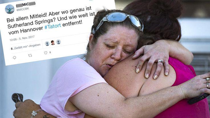 Massaker in Texas-Kirche: Tatort-Gucker sauer wegen ARD-Eilmeldung - News Ausland - Bild.de