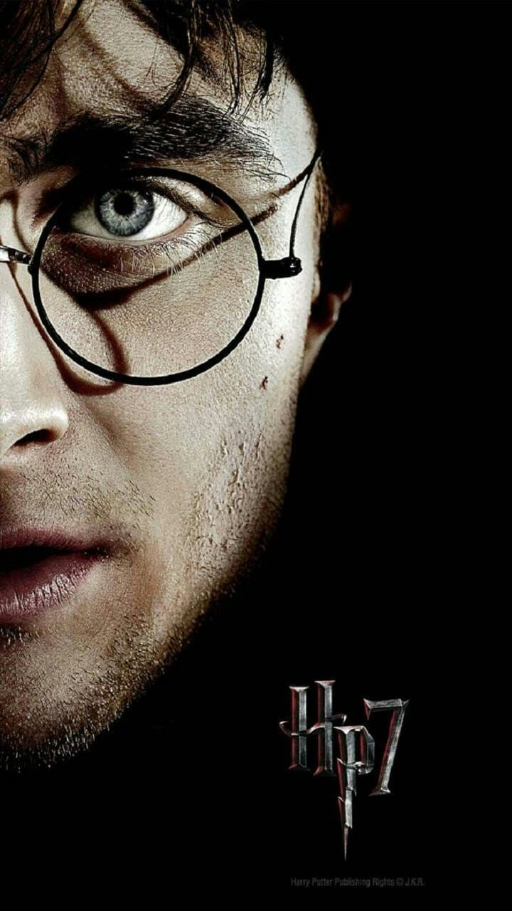 Hp 7 Deathly Hallows Part 1 Harry Harry Potter Portraits Harry Potter Wallpaper Harry Potter Pictures