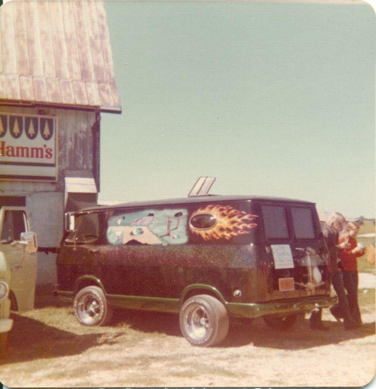 Always wanted a van