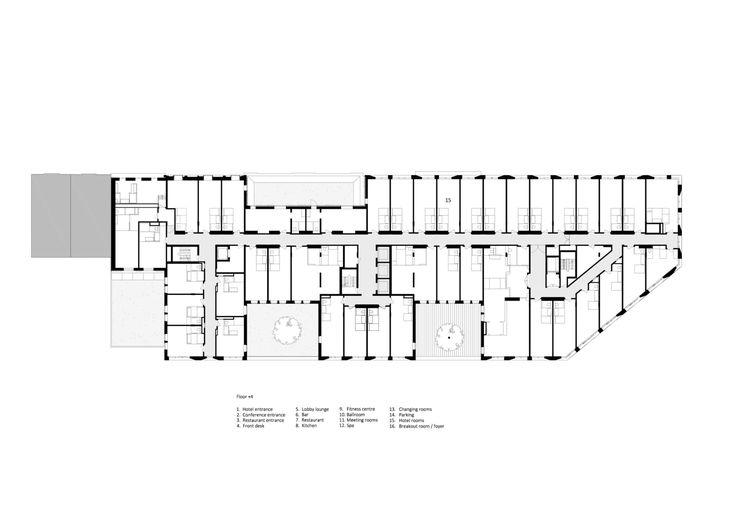 Gallery of Hyatt Regency Hotel Amsterdam / van Dongen-Koschuch - 19