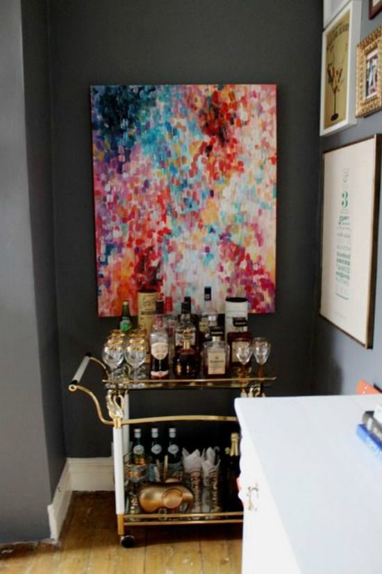 17 best images about possible future projects on pinterest for Diy abstract wall art