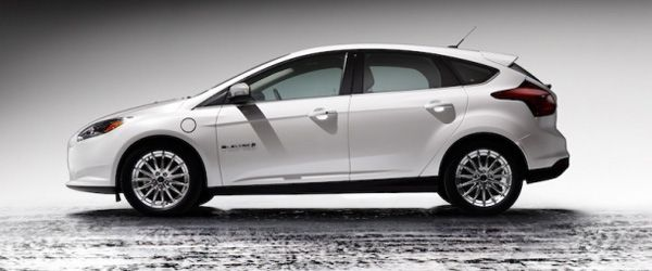 Recycled Bottles Used in 2012 Ford Focus Electric
