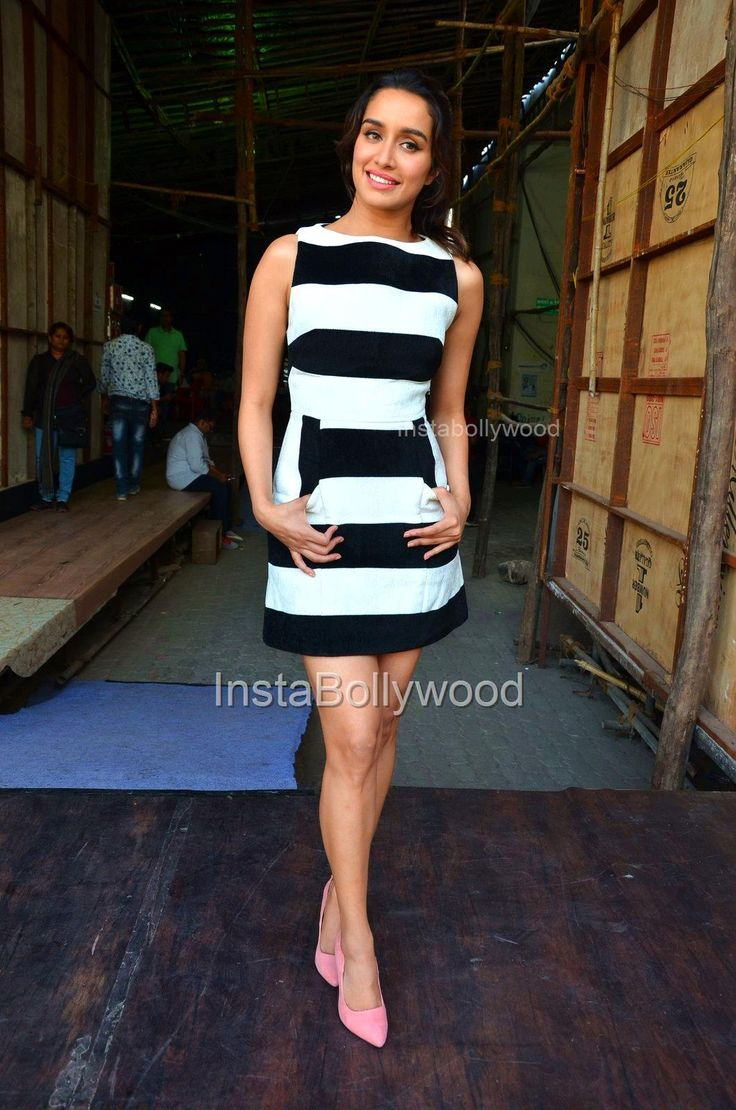 Shraddha Kapoor Baaghi Promotions for India's Got Talent 7 in blush pink #Page3 #INTOTOs http://www.intoto.in/page-3-24