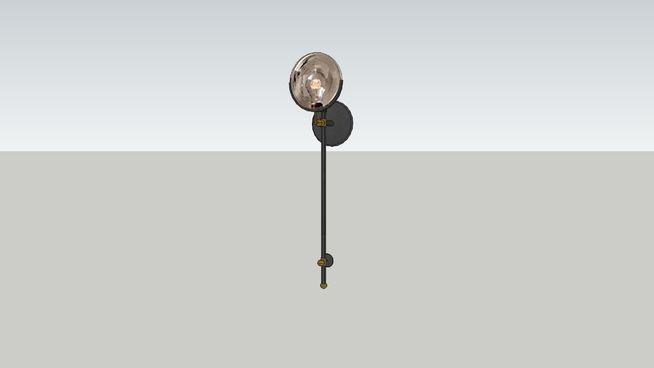 Gaslight Sconce RH #Hardware #Industrial #Lights #Restoration #RH #Sconce #Wall