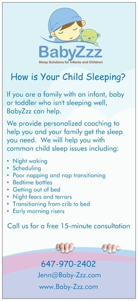 How is your child sleeping?