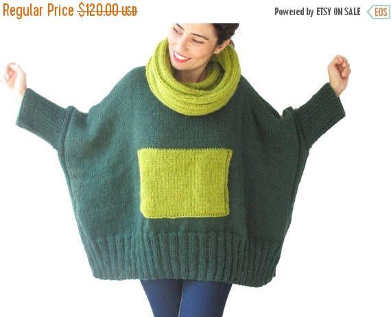 Este suéter es tejido con alta calidad, fina e hilos de mohair alérgico a mano. Tiene campana de acordeón especial y un lindo bolsillo. Es peso ligero. El modelo tiene todos los tamaños. Más tamaño y más. Pero si quieres que yo puedo tejer en sus colores y medidas especiales. Es muy cálido y acogedor. Cualquier pregunta, apenas convo. ---Hecho en un ambiente libre de mascotas y fumar---. ---Toda la mano de ganchillo y mano artículos de punto debe ser mano lavada en agua tibia con un dete...