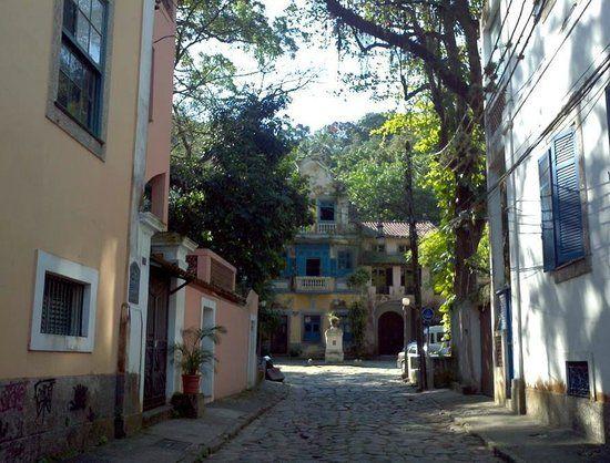 Rio de Janeiro, Brasil - Largo do Boticário, Cosme Velho