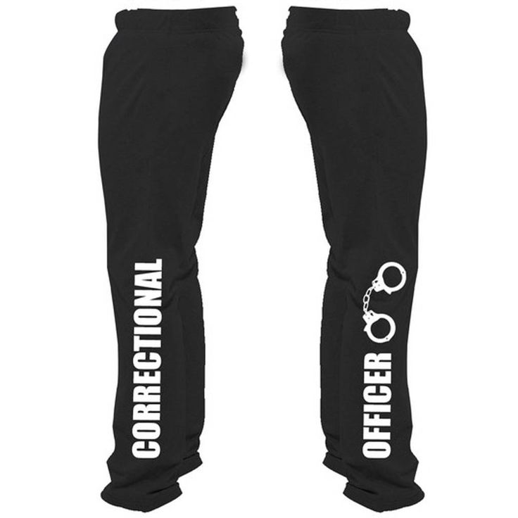 Correctional Officer Sweatpants