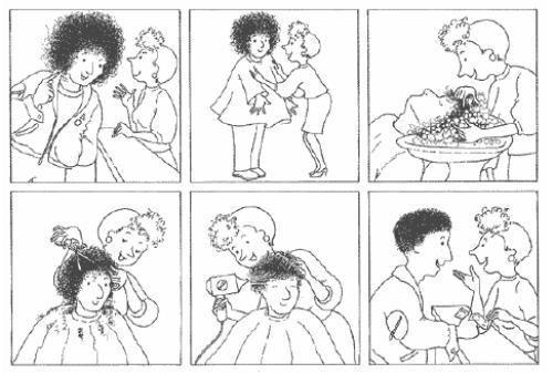 Liens Images séquentielles - Rédaction au primaire