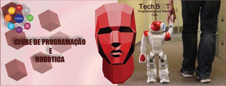 Robotec - Clube de Programação e Robótica http://cefp.gagicrc.com/14-projetos/21-clube-de-programacao-e-robotica ABJ REA - Aprendizagem Baseada em Jogos Centro de Ensino e Formação Profissional do Gagicrc