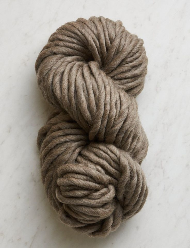 Purl Soho | Gentle Giant | Wolf Brown 5000gg, Heather