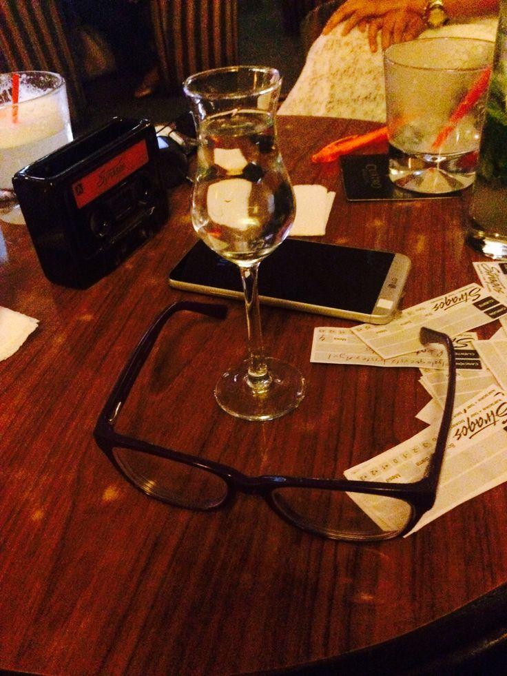 A glass of peruvian pisco <3