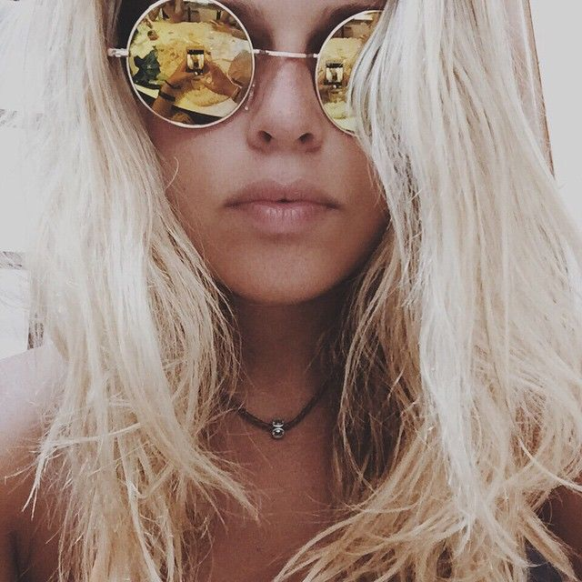 Sunglasses :: Summer Shades :: Vintage :: Oversized :: Cat Eye + Retro Style :: See more Summer Fashion Ideas + Inspiration  @untamedorganica