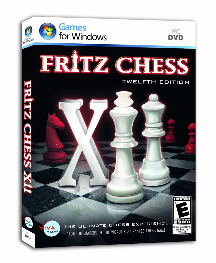 Fritz Chess Twelfth Edition - Software - All of the most important chess playing tools are at your fingertips instantly with the new and completely redesigned ergonomic interface
