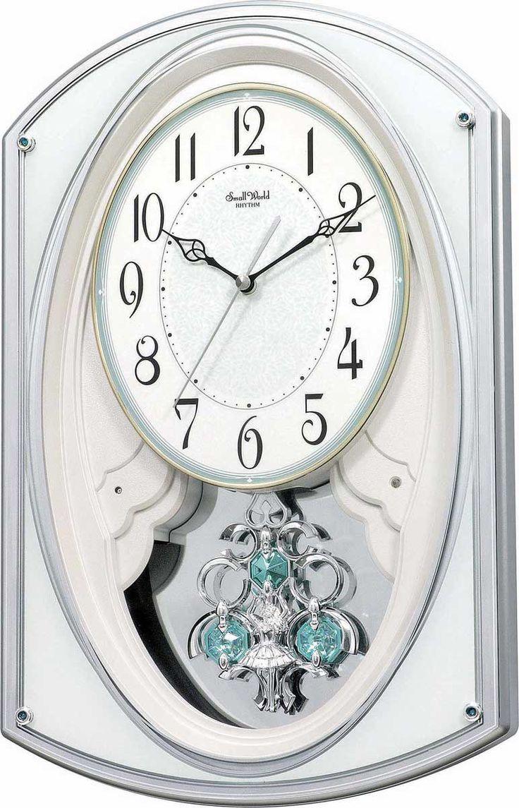 Gallant II Wall Clock by Rhythm Clocks - Rhythm Wall Clocks