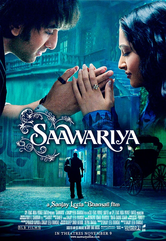 Saawariya...heartbreaking; amazing soundtrack and script