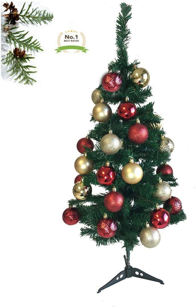 #christmasdecor Festive Artificial Christmas Tree 3 FT Holiday Tabletop  Christmas Pine Tree -- You could locate more details by going to the image  web link. - Christmasdecor Festive Artificial Christmas Tree 3 FT Holiday