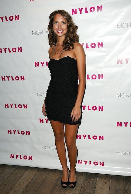 American actress, Maiara Walsh...