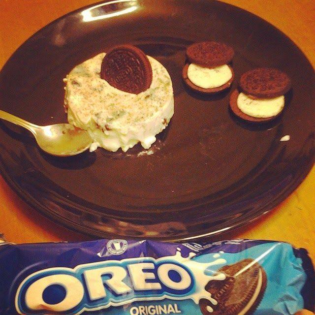 """Συνταγές που αρέσουν...: Πανακότα """"OREO"""""""