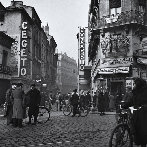 Toulouse 1938  Photo: Germaine Chaumel