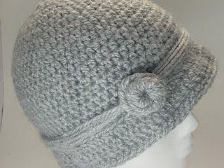 Free Crochet Classic Cloche Pattern