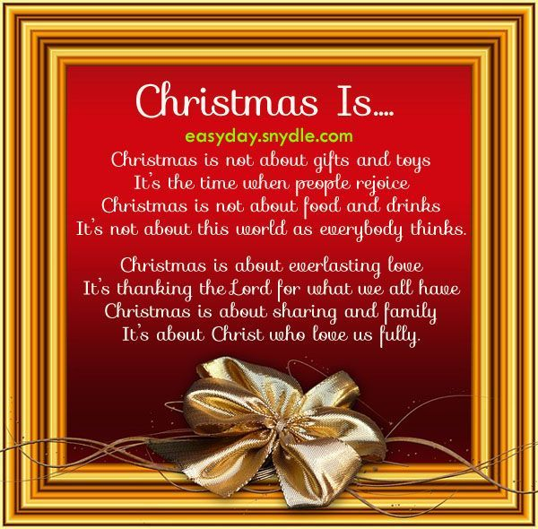 Christian Christmas Quotes And Sayings | Best Christmas Poems for Kids and All Ages This Holiday