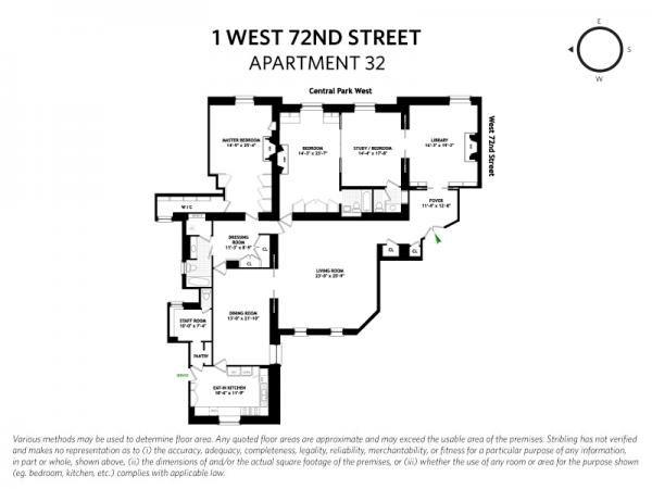 The Dakota 1 West 72nd Street Nyc Apartments Cityrealty Apartment Floor Plans Central Park Dakota